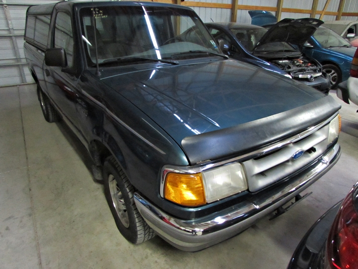 1996 Ford Ranger Front Right