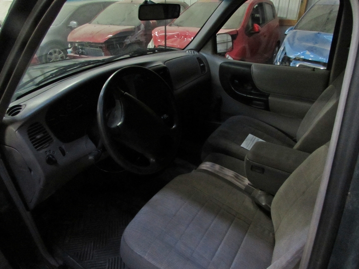 1996 Ford Ranger Interior