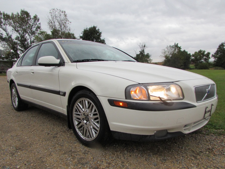 1999 Volvo S80 T6 Front Right