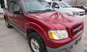 2001 Ford Explorer Sport Trac Front Right