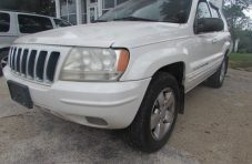 2001 Jeep Grand Cherokee Limited Front Left