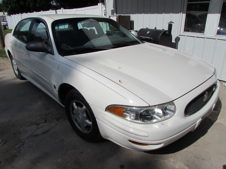 2001 Buick LeSabre Custom Front Right