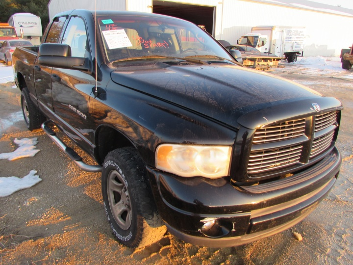 2002 Dodge Ram 1500 Front Right