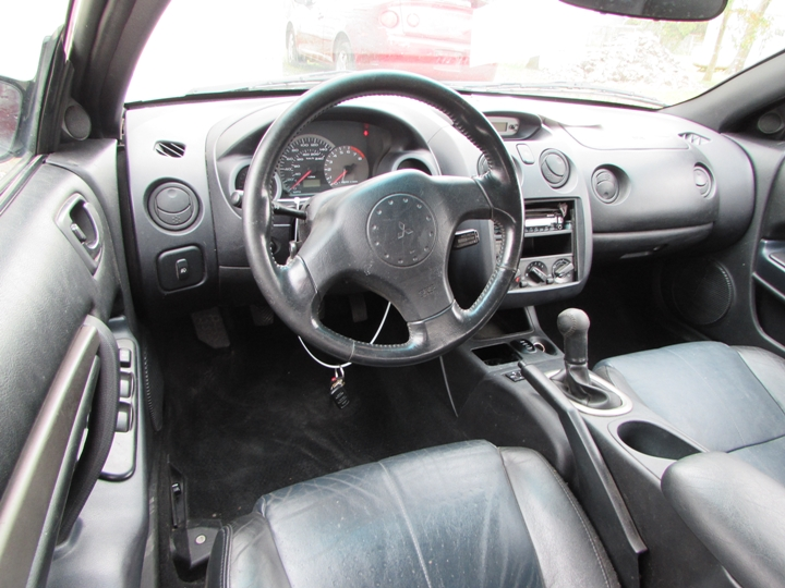 Elegant ... 2003 Mitsubishi Eclipse Spyder GT Interior ... Awesome Design