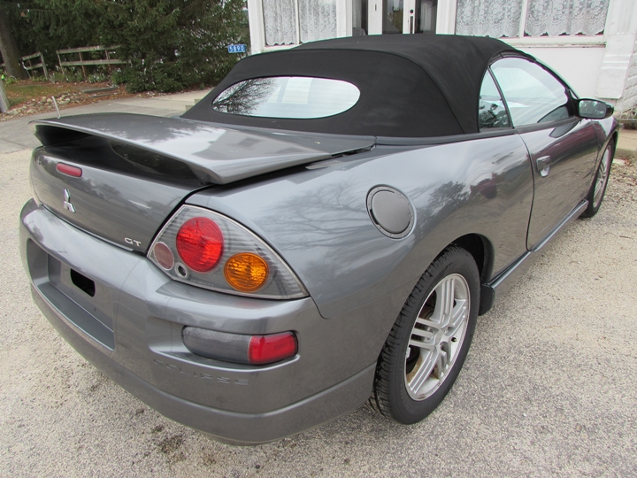 2003 mitsubishi eclipse spyder gt 148490 gary 39 s auto troy. Black Bedroom Furniture Sets. Home Design Ideas