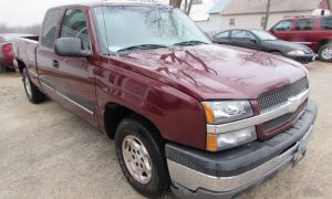 2003 Chevy Silverado C1500 Front Right