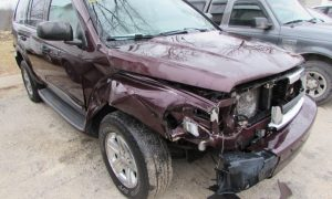 2004 Dodge Durango Limited Front Right