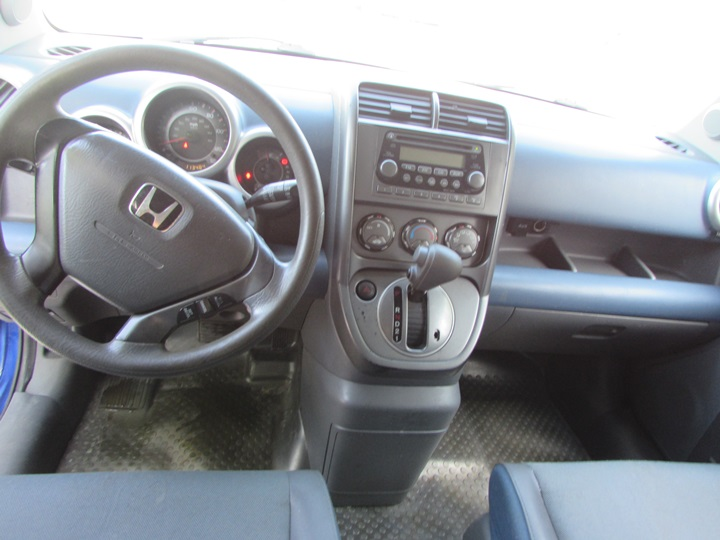 2004 Honda Element EX Interior