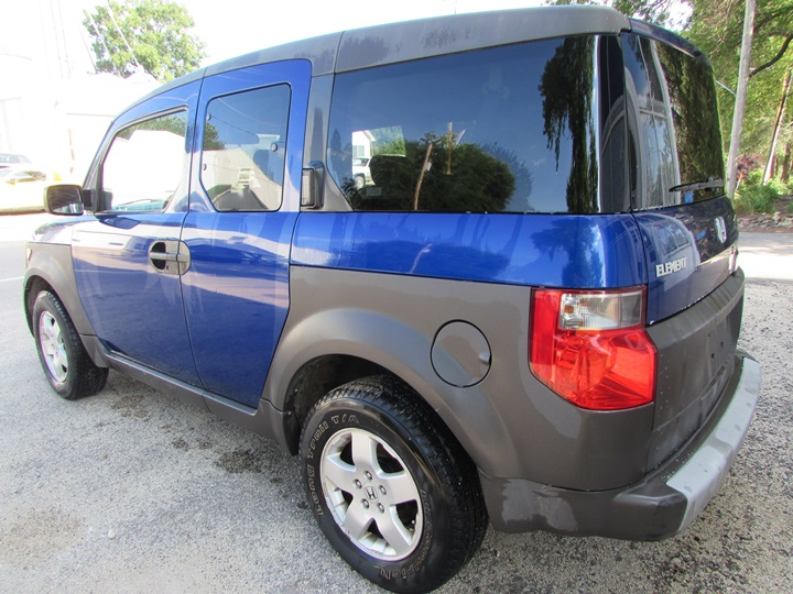 2004 Honda Element EX Rear Left