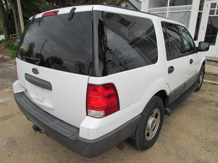 2004 Ford Expedition XLT Rear Right