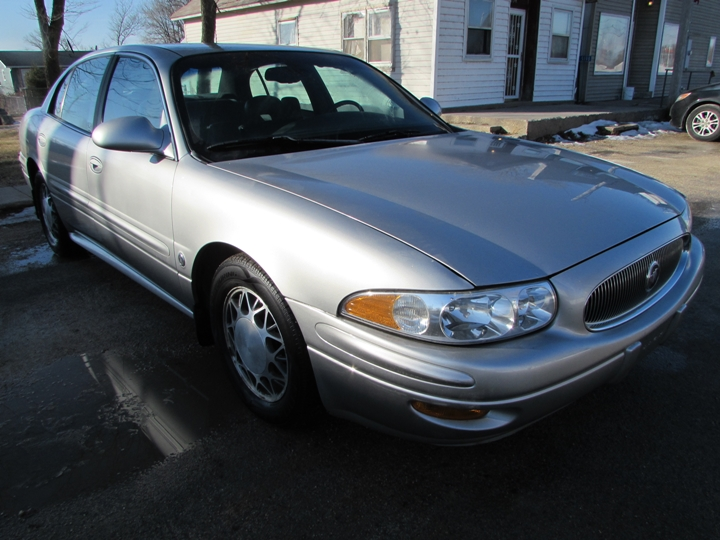2004 Buick LeSabre Custom Front Right
