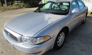 2004 Buick LeSabre Limited Front Left