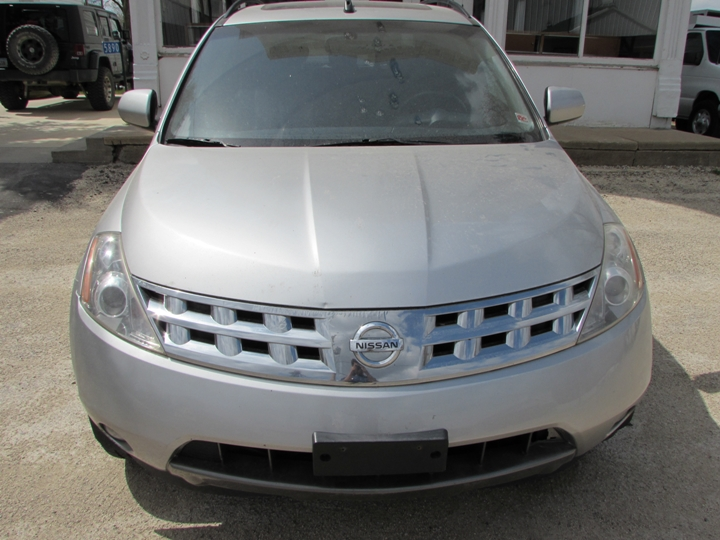 2004 Nissan Murano SL Front