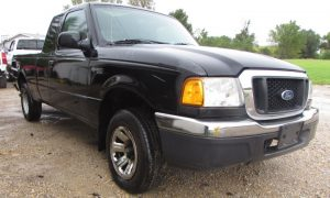 2004 Ford Ranger Super Front Right