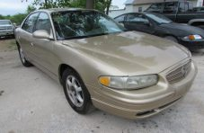 2004 Buick Regal LS Gold Sedan Automatic Front Right