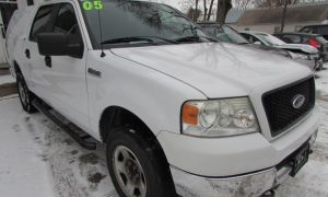 2005 Ford F150 Supercrew Front Right