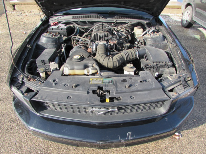 2005 Ford Mustang Motor