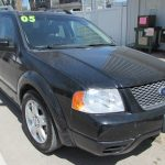 2005 Ford Freestyle Limited Front Right