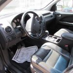 2005 Ford Freestyle Limited Interior