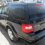 2005 Ford Freestyle Limited Rear Left
