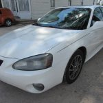 2005 Pontiac Grand Prix Front Left