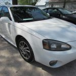 2005 Pontiac Grand Prix Front Right