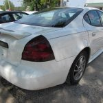 2005 Pontiac Grand Prix Rear Right