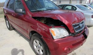 2005 Kia Sorento LX Front Right