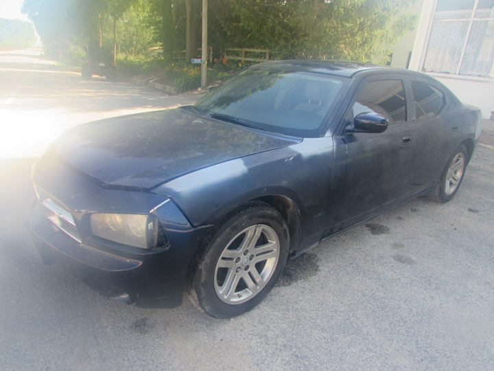 2006 Dodge Charger R/T Front Left