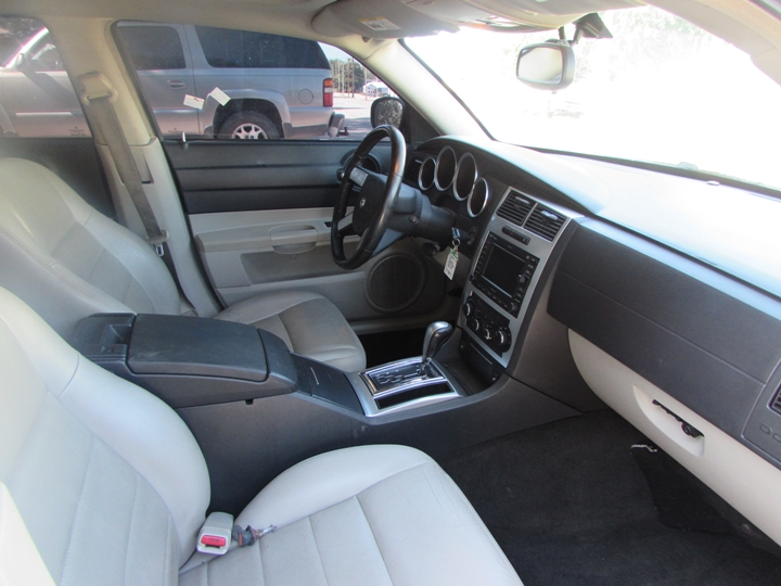 2006 Dodge Charger R/T Interior