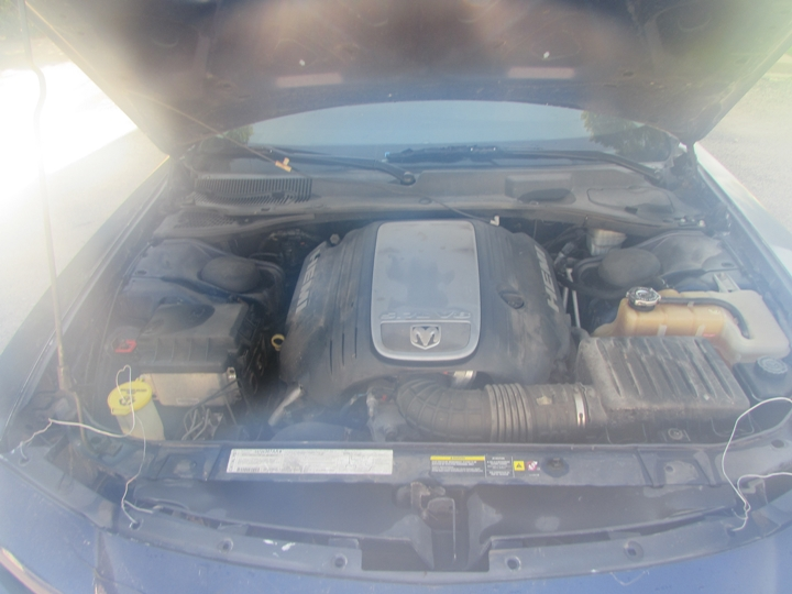 2006 Dodge Charger R/T Motor
