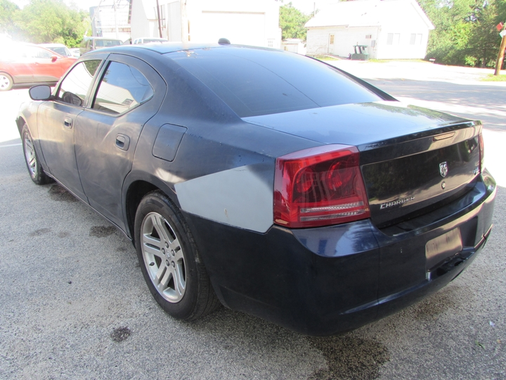 2006 Dodge Charger R/T Rear Left
