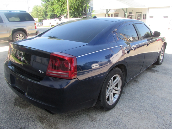 2006 Dodge Charger R/T Rear Right
