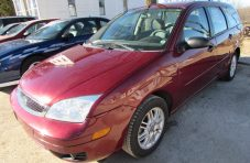 2006 Ford Focus ZXW Front Left