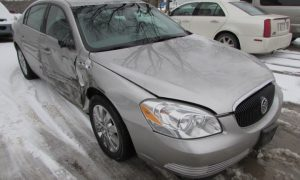 2006 Buick Lucerne CXL Front Right