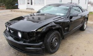 2006 Ford Mustang GT Front Left