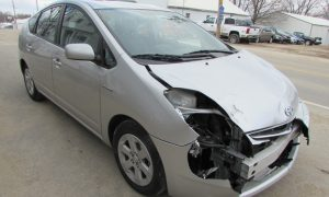 2006 Toyota Prius Hybrid Front Right