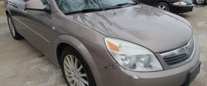 2007 Saturn Aura XR Front Right