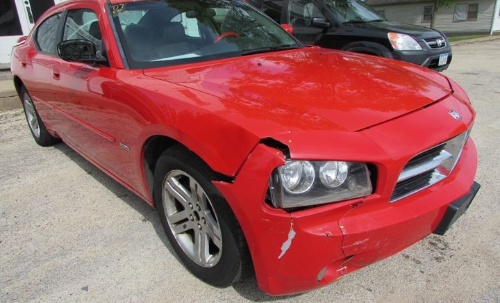 2007 Dodge Charger Front Right