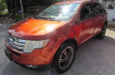2007 Ford Edge SEL Front Left