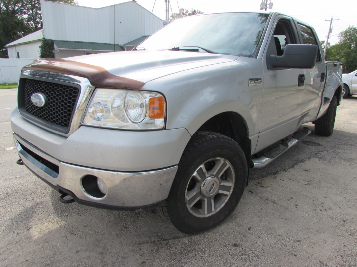 2007 Ford F150 Supercab Front Left