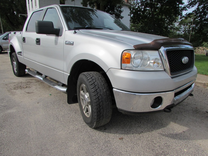 2007 Ford F150 Supercab Front Right