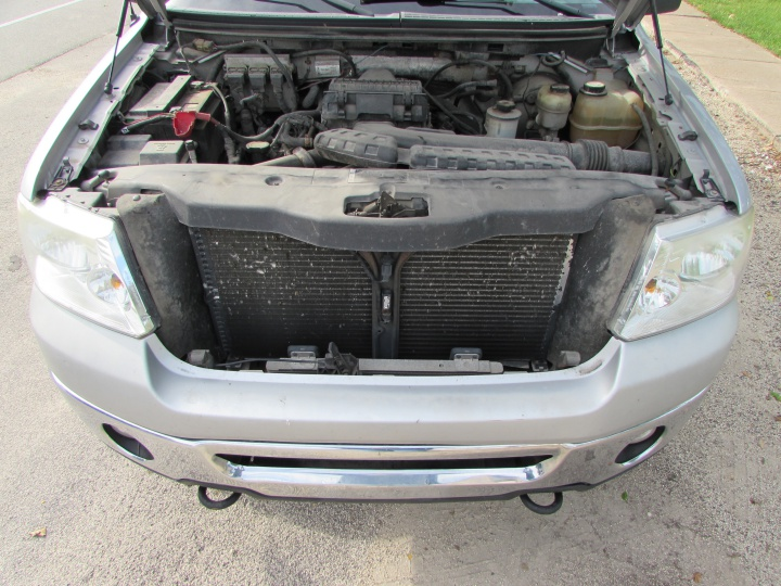 2007 Ford F150 Supercab Motor