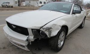 2007 Ford Mustang Front Left