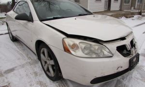 2007 Pontiac G6 GT Front Right
