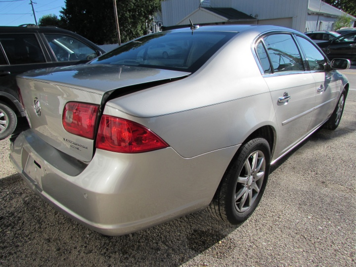2007 Buick Lucerne CXL Rear Right