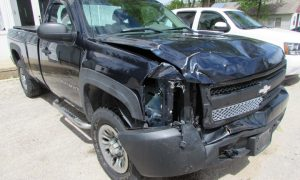 2007 Chevy Silverado K1500 Front Right