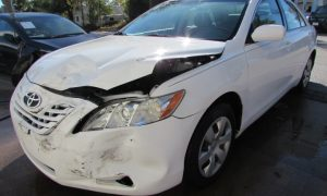 2007 Toyota Camry LE Front Left