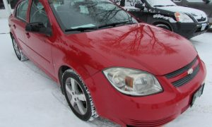 2008 Chevy Cobalt LT Front Right