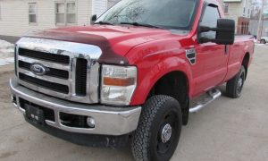 2008 Ford F350 Front Left